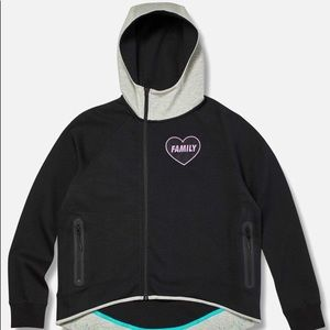 Nike Womens Fleece Tech Hoodie